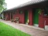 Fassadenanstrich mit einer Reinacrylatfarbe
